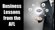 Business Lessons from the AFL